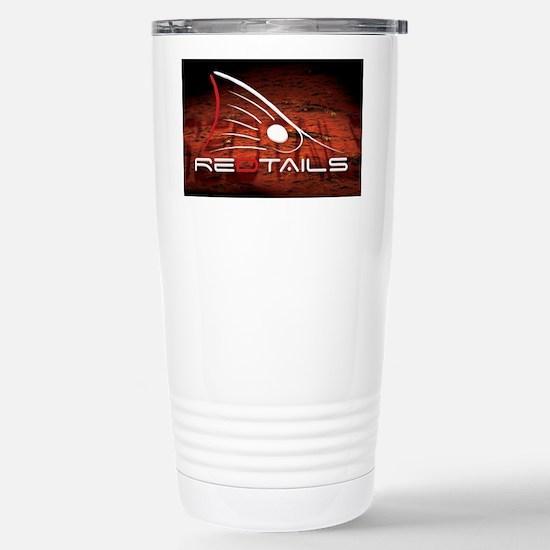 Redtails Lic Stainless Steel Travel Mug