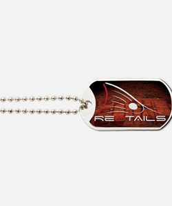 Redtails Lic Dog Tags
