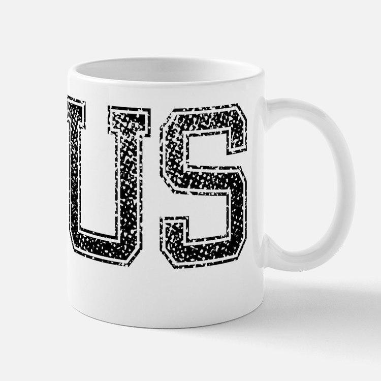 GAUS, Vintage Mug