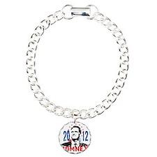 MITT ROMNEY FOR PRESIDEN Charm Bracelet, One Charm