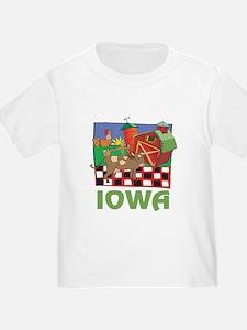 Iowa Farm T-Shirt