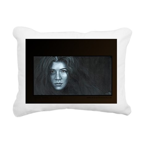 Jenna Rectangular Canvas Pillow