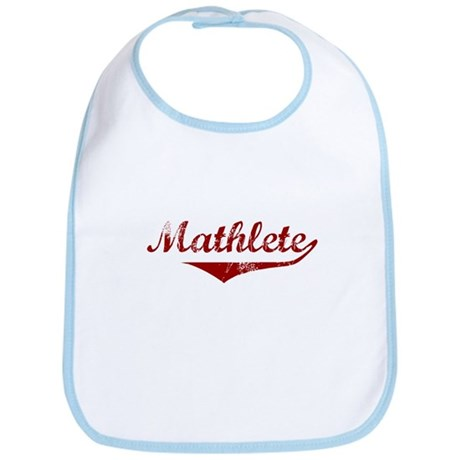 Mathlete Bib