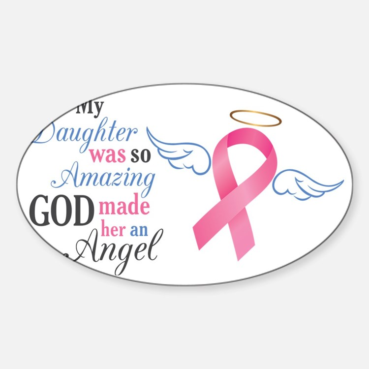 My Daughter An Angel - Decal