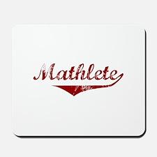 Mathlete Mousepad