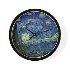 Starry ET Night Wall Clock