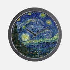 Starry ET Night Wall Clock