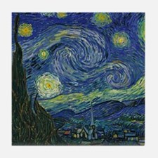 Starry ET Night Tile Coaster