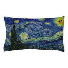 Starry ET Night Pillow Case