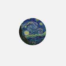 Starry ET Night Mini Button