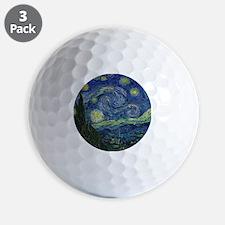 Starry ET Night Golf Ball