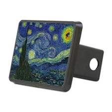 Starry ET Night Hitch Cover