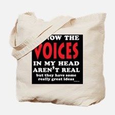 VoicesShoulderbag Tote Bag