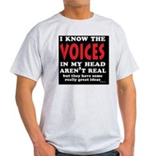 VoicesShoulderbag T-Shirt