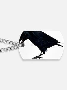 black crow Dog Tags