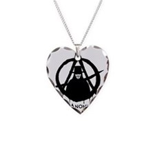 A for Anonymous 2c Necklace