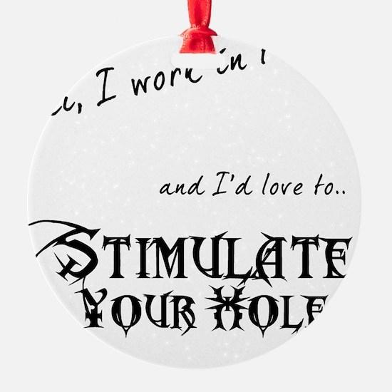 Frac Stimulation Ornament