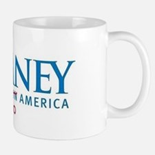 Anti-Romney Small Small Mug