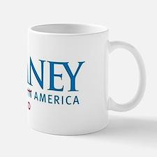 Anti-Romney Small Small Mug