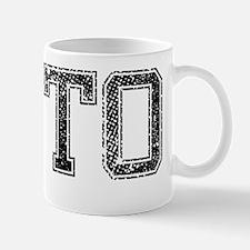 KETO, Vintage Mug