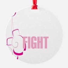 Fight for a Cure Ornament