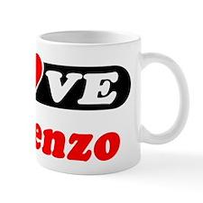 I Love Vincenzo Mug