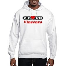 I Love Vincenzo Hoodie