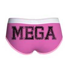 MEGA, Vintage Women's Boy Brief