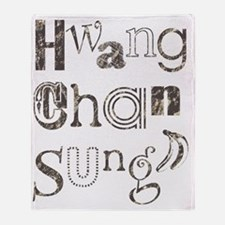 Chansungs T-Shirt Throw Blanket