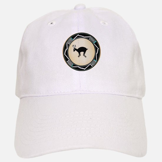 MIMBRES BLACK JACK RABBIT BOWL Baseball Baseball Cap