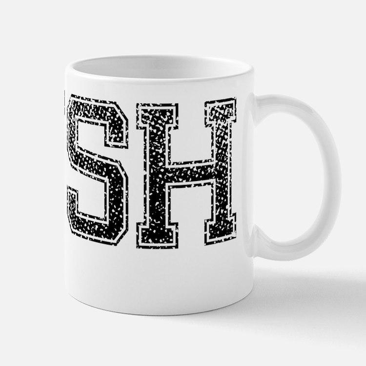 MUSH, Vintage Mug