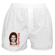 Michelle Obama Boxer Shorts