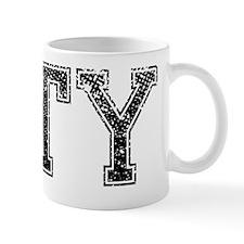PITY, Vintage Mug