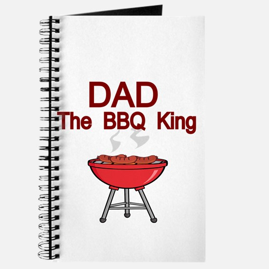 DAD. THE BBQ KING Journal
