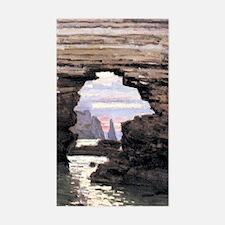Claude Monet La porte Amont Decal