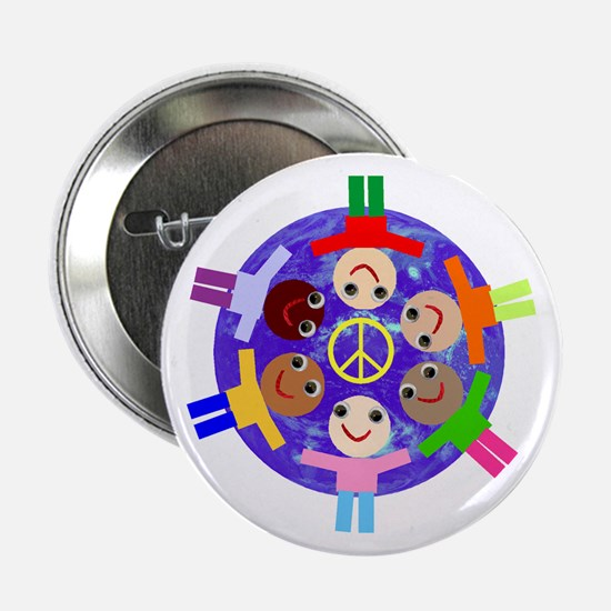 World Peace Button