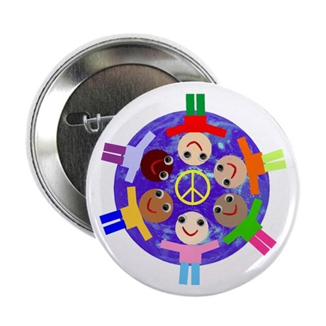 """World Peace 2.25"""" Button (10 pack)"""