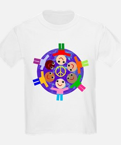 World Peace Kids T-Shirt