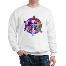 World Peace Sweatshirt