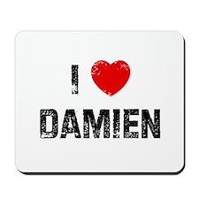 I * Damien Mousepad