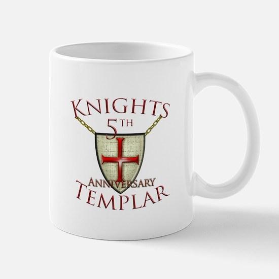 Templar Anniversary Mug