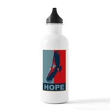 Hope: California Condo Water Bottle