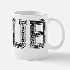 SNUB, Vintage Mug