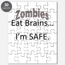Safe From Zombies Puzzle