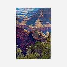 Grand Canyon Vista Rectangle Magnet