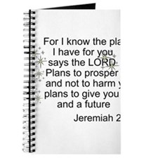 Jeremiah 29 Journal