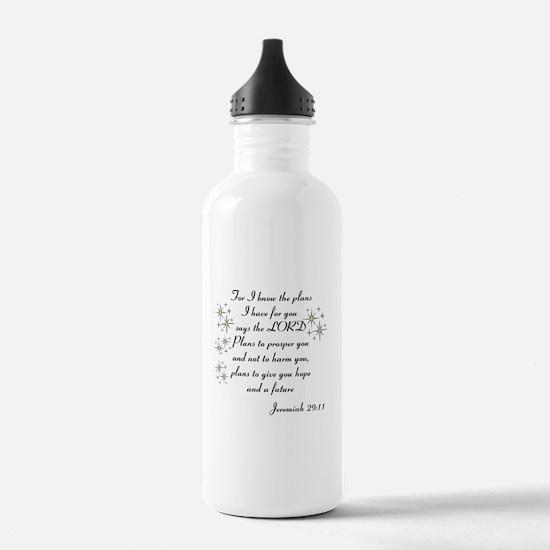Jeremiah 29 Water Bottle