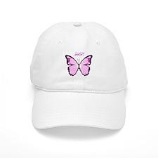 Skydiving Butterfies Baseball Cap