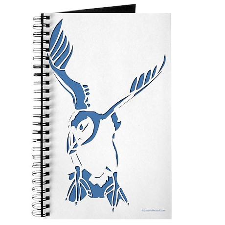 Puffin Landing Journal