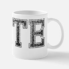 TATE, Vintage Mug